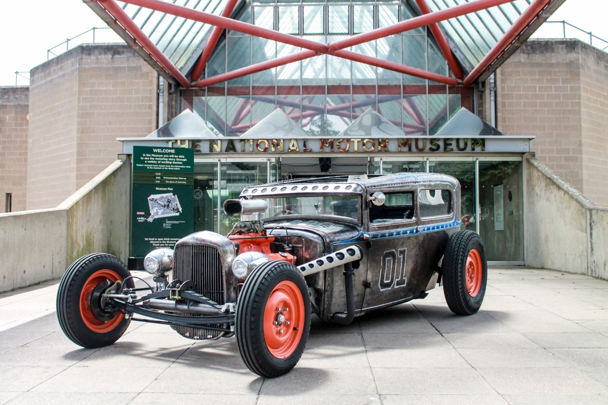 Hot rods and Vee Dubs head to Beaulieu - Track Car Performance