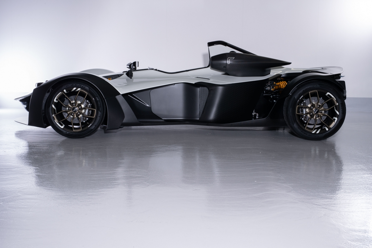 BAC launches groundbreaking Mono R at Goodwood