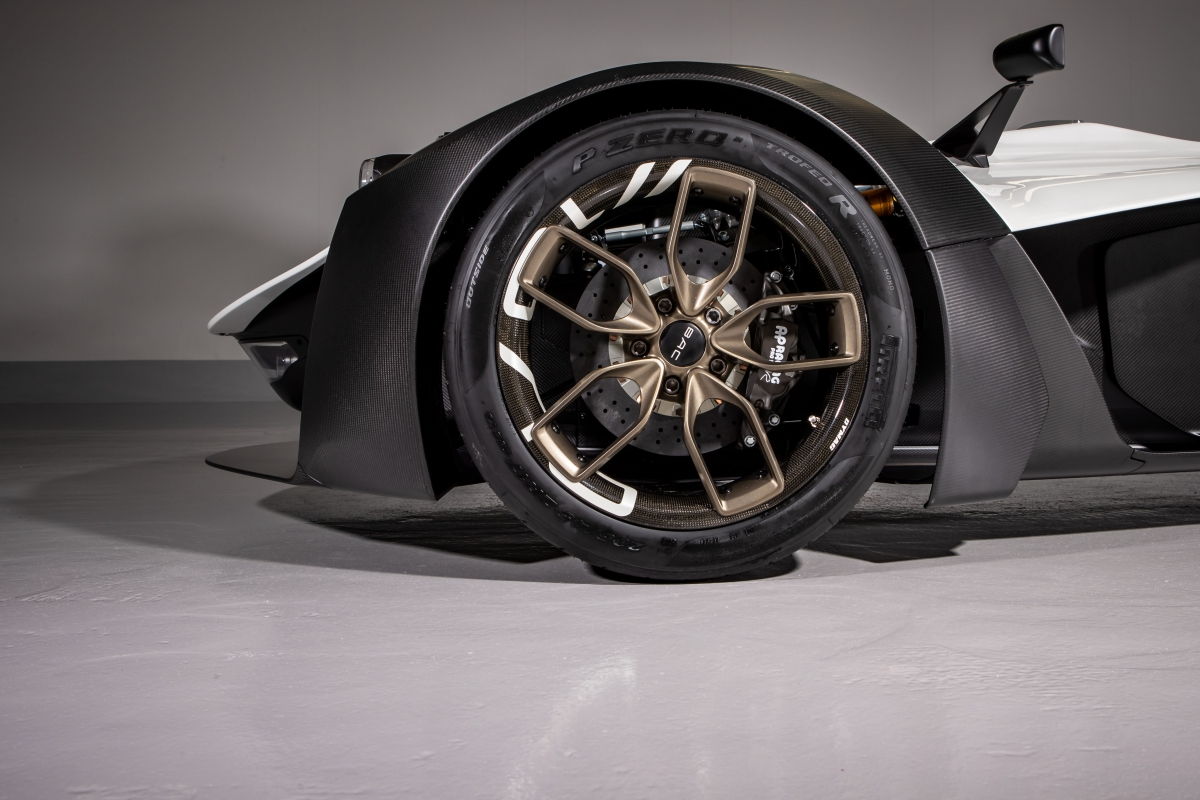 BAC Mono R revealed at Goodwood Festival of Speed - Track